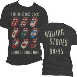 The Rolling Stones 94/95 Voodoo Lounge Tour Tee